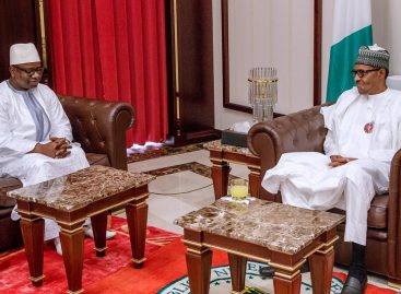 Buhari urges African countries to strengthen political institutions for stability
