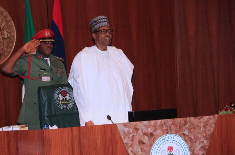 Buhari launches enhanced 10-year international e-passport