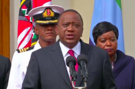 Kenyan forces kill all militants who stormed Nairobi hotel — President