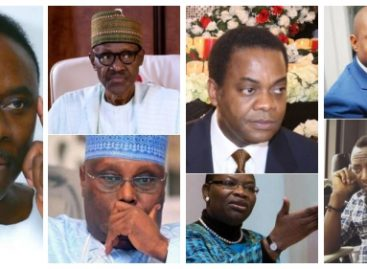 2019 General elections: Final list of presidential candidates
