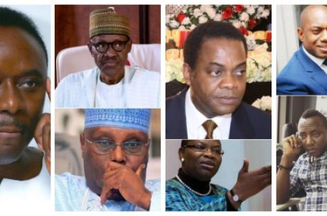 Towards the 2019 general elections; interrogating campaign promises and electoral programs