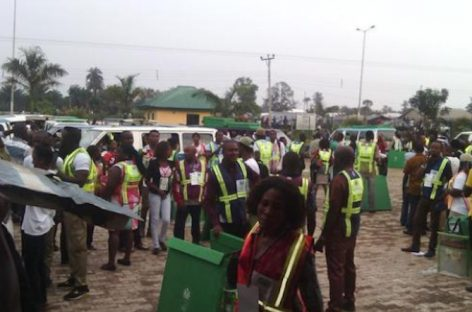 INEC'll address lapses of presidential elections