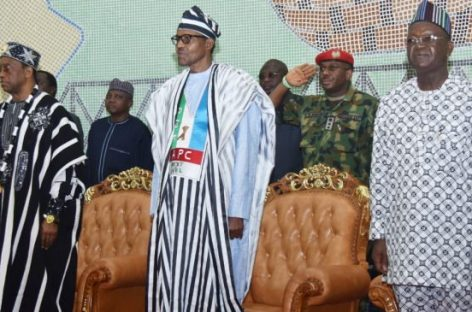 I'll remain steadfast in delivering effective leadership – Buhari