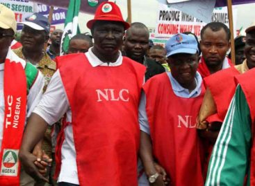 Buhari congratulates new NLC leadership