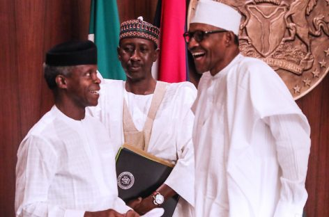 I'm fit, ready for second term – Buhari
