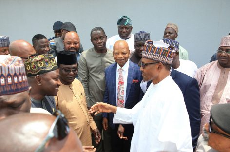 Squandered wealth: PDP still has questions to answer – Buhari