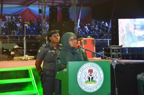 Aisha Buhari to APC: Only card-carrying members should be considered for appointments