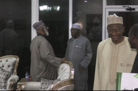 Atiku, other PDP leaders meet with National Peace Committee