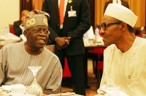 Tinubu meets Buhari in Makkah, urges elders to exercise caution in utterance