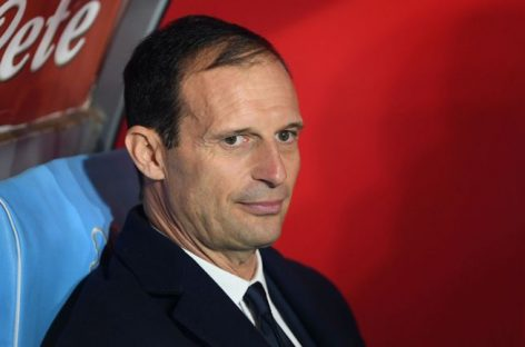 Allegri to leave Juventus at end of season